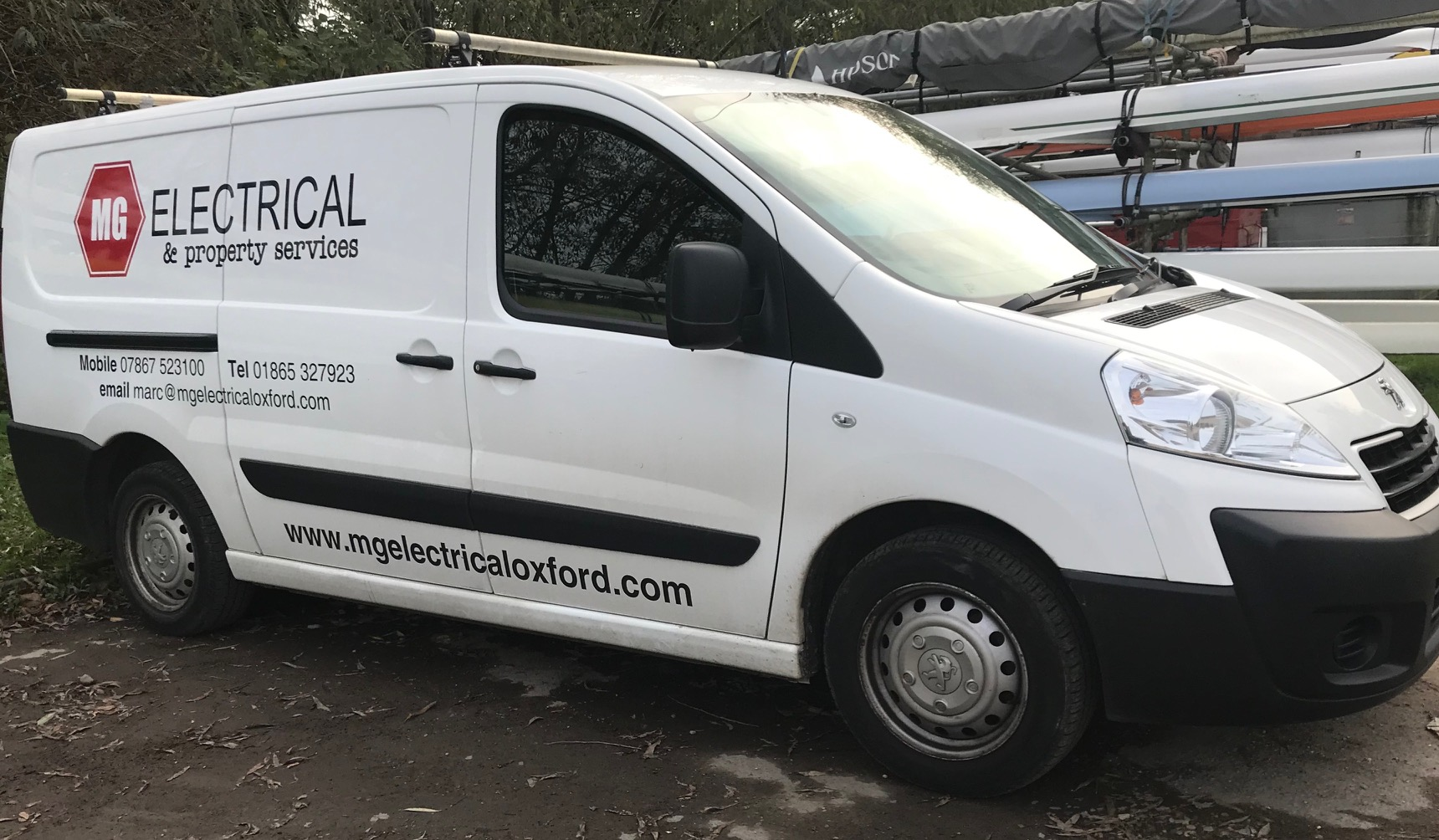 MG Electrical and Property Services Oxford